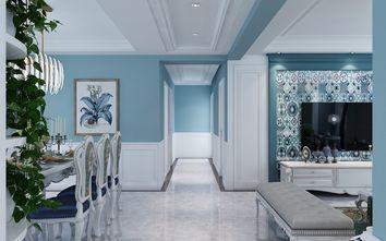 140平米四室两厅地中海风格客厅图