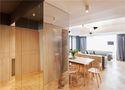 80平米日式风格走廊效果图