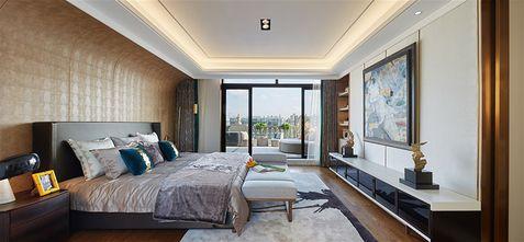 15-20万140平米三室两厅现代简约风格卧室效果图