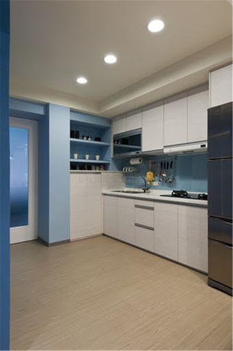 60平米公寓宜家风格厨房设计图