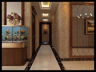 140平米三室四厅欧式风格走廊图片