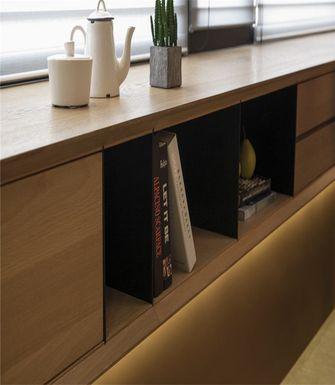 70平米一室一厅新古典风格书房效果图