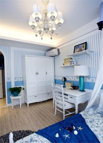 120平米四室一厅地中海风格儿童房装修效果图