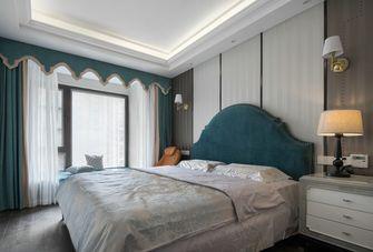 140平米四室四厅美式风格卧室图