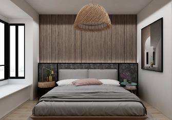 140平米三室一厅混搭风格卧室装修效果图