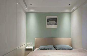 50平米公寓日式风格卧室效果图