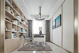 140平米四宜家风格书房设计图
