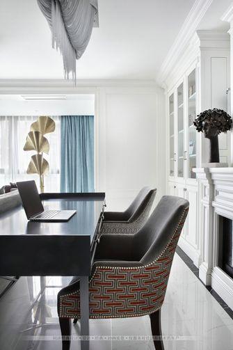 140平米四室一厅法式风格餐厅装修效果图
