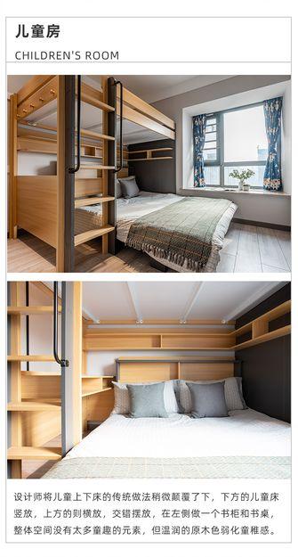 130平米四室两厅其他风格儿童房设计图