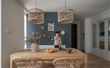 140平米四室三厅日式风格餐厅图片大全