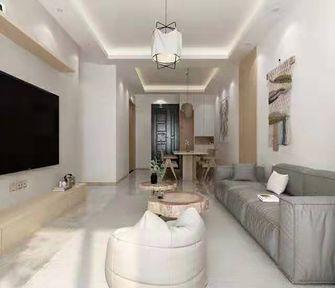 140平米三日式风格客厅装修案例