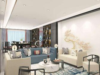 140平米四室五厅中式风格客厅装修图片大全