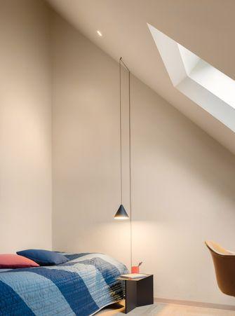60平米三室三厅东南亚风格卧室效果图