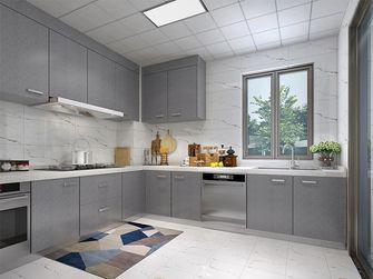 110平米四室两厅北欧风格厨房装修效果图