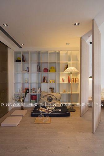120平米三室两厅北欧风格储藏室图片大全
