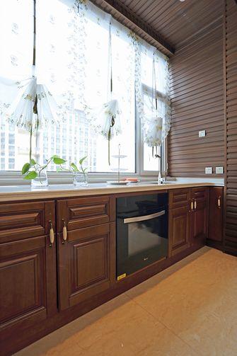 140平米四室两厅东南亚风格厨房效果图