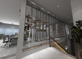 140平米中式风格楼梯间图片大全