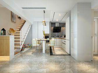 140平米复式宜家风格楼梯间设计图