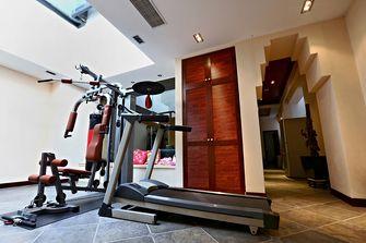 20万以上140平米别墅东南亚风格健身室效果图