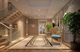 20万以上140平米四室三厅欧式风格楼梯欣赏图