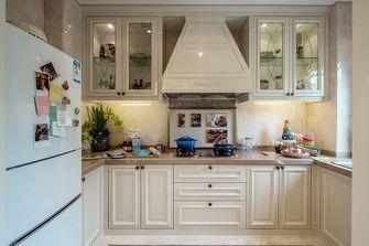 70平米美式风格厨房图