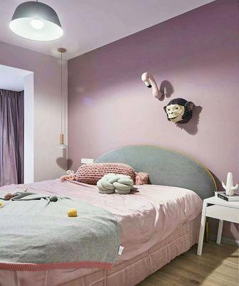 null风格儿童房效果图