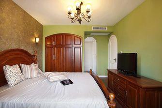 15-20万140平米四室一厅东南亚风格卧室装修图片大全