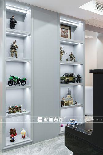 110平米三室两厅美式风格书房装修案例