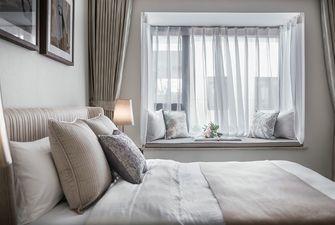 130平米三室一厅美式风格卧室效果图