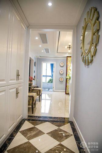10-15万140平米三室两厅美式风格走廊效果图