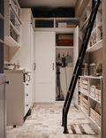 140平米三美式风格储藏室效果图