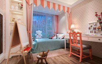 110平米三美式风格儿童房图片大全