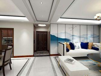 140平米三室一厅混搭风格走廊装修效果图