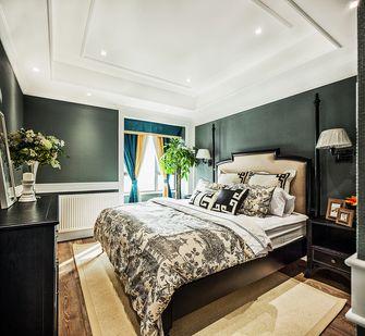 90平米一室一厅欧式风格卧室设计图