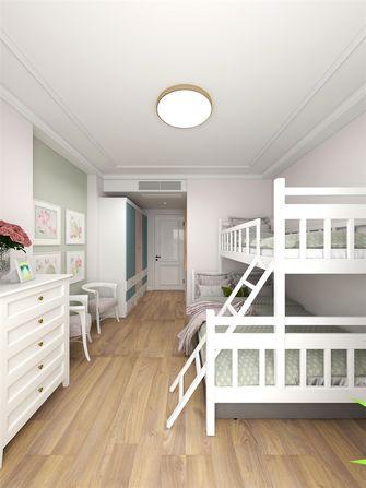 140平米四美式风格儿童房效果图