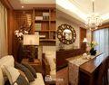 140平米四室两厅东南亚风格其他区域装修案例