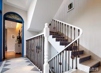 130平米复式地中海风格楼梯间图