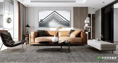 140平米三日式风格卧室设计图