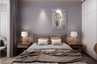 90平米公寓北欧风格卧室图