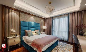 140平米四东南亚风格卧室设计图