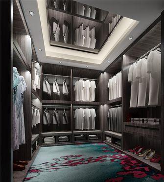120平米三室两厅宜家风格衣帽间图片大全
