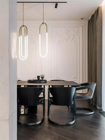 140平米四室五厅现代简约风格餐厅装修效果图