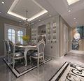 5-10万140平米三室三厅欧式风格餐厅装修图片大全