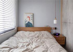90平米三北歐風格臥室圖片