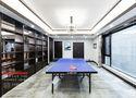 豪华型140平米别墅中式风格健身室装修图片大全