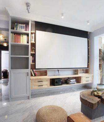 100平米三室两厅宜家风格客厅装修效果图