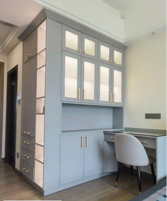法式风格书房装修案例