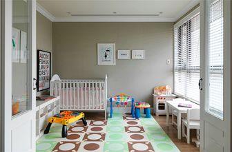 90平米三室三厅美式风格儿童房装修案例