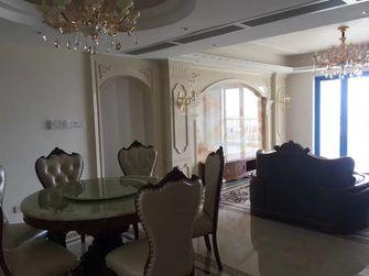 15-20万140平米四室四厅欧式风格餐厅装修图片大全