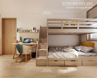 70平米日式风格儿童房效果图